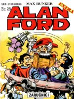 28. Alan Ford Strip Agent extra : Zarucnici