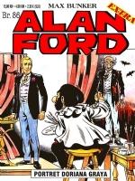 86. Alan Ford Strip Agent extra : Portret Doriana Graya - Click Image to Close
