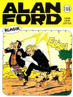 155. Alan Ford Klasik - Strip Agent : Melisa