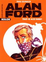 6. ALAN FORD - KOLOR: Traži se Alex Barry Bunker, Max Magnus 120