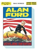 Alan Ford Borgis Superserija