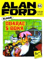 Alan Ford Klasik - Strip Agent