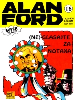 Alan Ford Super Klasik - S.A.