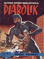 Diabolik -Super Strip Biblioteka