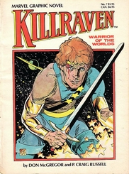 7.Killraven-Warrior of the Worlds-Last Dreams Broken,by DON McGr