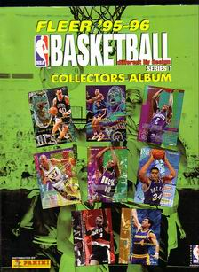 Basketball Fleer '95-96 -Collectors Album -162 karte u albumu