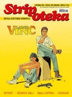 1104. Stripoteka: Largo Winch Tvrđava Makiling