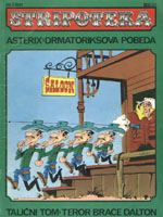 140. Stripoteka: 1973g.- ASTERIKS, TALICNI TOM