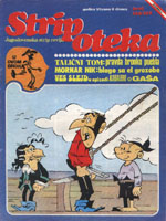 258/9. Stripoteka: 1975g.-TALICNI TOM,MORNAR NIK: Blago sa el gr