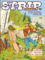 7. Strip Zabavnik - mali 15. sept. 1985g.: LARAMI: Put za Oregon
