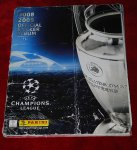 UEFA CHAMPIONS LEAGUE OFFICAL STICKER COLLECTION season 2008/200