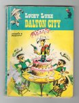 LUCKY LUKE - DALTON CITY - 1976g. Knight books -47str. *