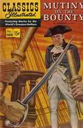 100. Classics Illustrated - oct. 1952g. - Mutiny on the Bounty (