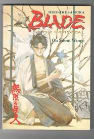 Blade of the Immortal - Dark Horse Manga #4 ( na engleskom) 69kn