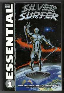 Essential Silver Surfer, Vol. 1 (Marvel Essentials) (v. 1) - eng