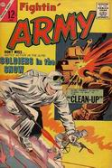 Fightin' Army - vol. 1 num. 58 - june 1964g. - Soldiers in the S