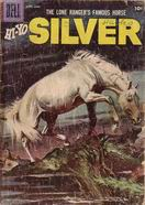 The Lone Ranger's Famous Horse HI-YO Silver-DELL-vol.1 no.22-*