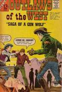 Outlaws of the West - vol. 2 number 44 - augu. 1964g. - The Kill