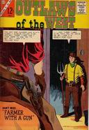 Outlaws of the West - vol. 2 number 49 - july 1964g. - Showdown