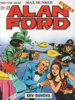 25. Alan Ford Strip Agent extra : Krv duhova