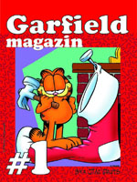 1. Garfield Magazin