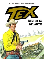5. TEX - GIGANT , Strip-Agent: Čovjek iz Atlante, 240 str. - 200