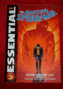 vol. 3 Essential THE AMAZING SPIDER-MAN - Amazing Spider-Man #44