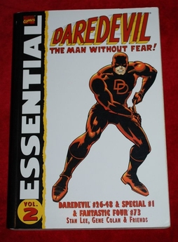 vol. 2 Essential Daredevil, Daredevil #26-48 & SPECIJAL #1, Fan
