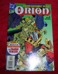 ORION 3 - July, 2000god. - DC Comic - For purple mountain majest