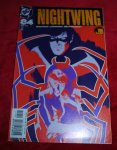 NIGHTWING 84, DC - oct. 03 - DID NOT SHOOT THE DEPUTY - na engle