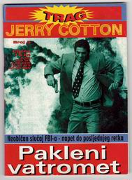 5. TRAG - Aerogram : Jerry Cotton - Pakleni Vatromet , 64str.