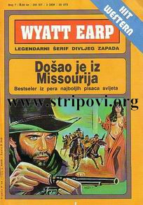 7. Wyatt Earp - M - Press: Došao je iz Missourija (Jim Kelly)