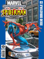 3. SP LMI 3 Spiderman - LMI comics: Bolno odrastanje