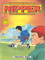 9. NIP SD 9 Nipper Prijatelj Mike